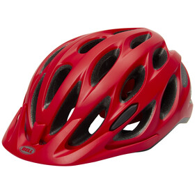 Bell Tracker Bike Helmet red